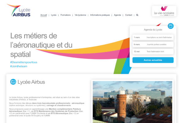 Lycée Airbus